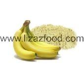 Ripe Banana Pulp Powder