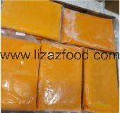 Sweetned Alphonso Mango Pulp Frozen