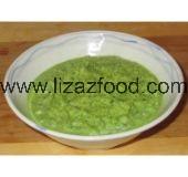 Green Chilli Garlic Paste