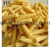Baby Corn IQF