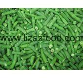 Beans Cut IQF