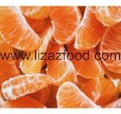Mandarine Orange Segments IQF Frozen