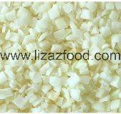 Chopped White Onion IQF