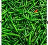Green Chilli IQF