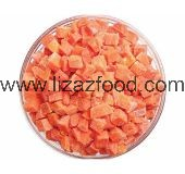 Pink Guava Dices IQF