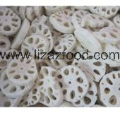 Lotus Roots IQF
