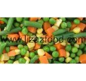 Mixed Vegetables IQF
