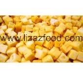 Pineapple Slices IQF