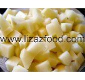 Potato Dices IQF