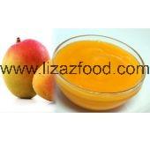Kesar Mango Pulp Sweet Frozen
