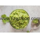 Lime Ginger Green Chilli Paste
