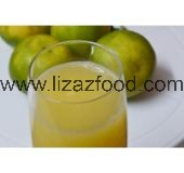 Mosambi Juice Concentrate Frozen